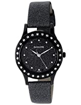 Sonata Analog Black Dial women's Watch - 8123NL01