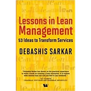 Lessons in Lean Management: 53 Ideas to Transform Services