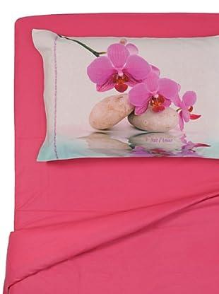 Tess Completo Letto Orchidea