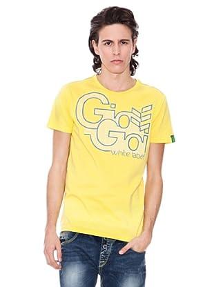 Gio Goi Camiseta Titche (amarillo)