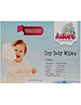 ADORE Dry Baby Wipes