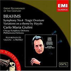 Symphony No 4 / Variations on a Theme By Haydn