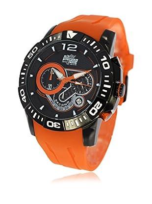 Pit Lane Reloj Pl-1011-5_45 mm Naranja