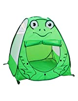 Anyshock[Animal Serise]Large Space Kids/Children Play House Castle/Tent With Frog Pattern For Indoor And Outdoor