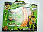 Ben10 Train Rail Set Detachable Engine CarriageTrack Assemble Activity Set