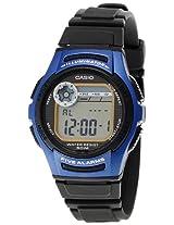 Casio Youth Digital Blue Dial Men's Watch - W-213-2AVDF (D066)