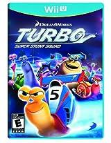 Turbo: Super Stunt Squad (Nintendo Wii U) (NTSC)