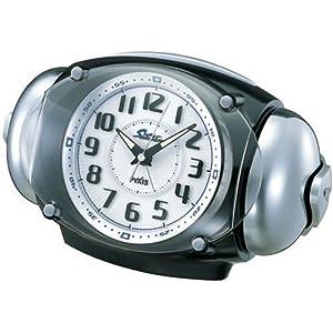 PYXIS (ピクシス) 目覚し時計 スーパーライデン 大音量 NR401K