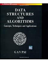 DATA STRUCTURES AND ALGORITHMS : CONCEPTS, TECHNIQUES AND APPLICATIONS