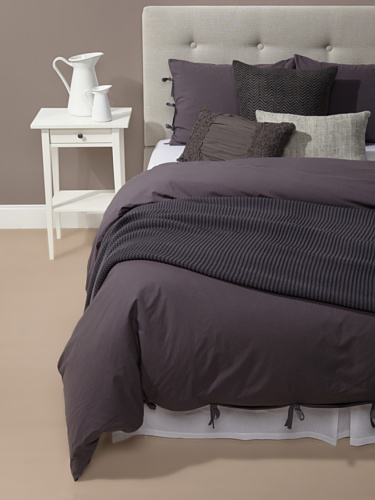 sOUP Home Alor Bedding Bundle (Charcoal)