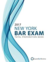 New York Bar Exam Total Preparation Book 2017