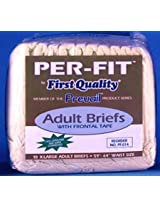 Prevail Per-Fit Adult Diapers - XL (60 Count)