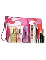 Clinique 2015 Fall 8 Pcs Spring Skin Care & Makeup Gift Set (A $85 Value)