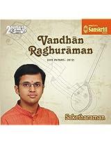 Vandhan Raghuraman - 2 ACD