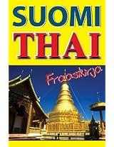 Suomi - Thai Frasssikirja (Finnish Edition)