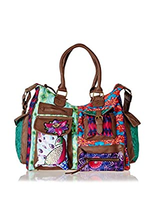 Desigual Henkeltasche London Peacock Rep