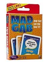Mad Gab Picto-Gabs Deciphering Card Game