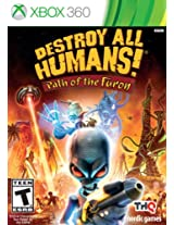 Destroy All Humans! Path of The Furon - Xbox 360