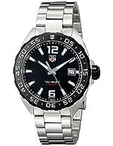 TAG Heuer Men's WAZ1110.BA0875 Analog Display Quartz Silver Watch