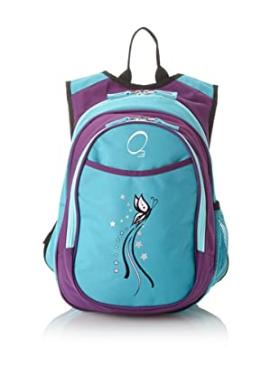 O3 Kid's All-in-One Pre-School Backpacks with Integrated Cooler (Butterfly)