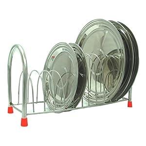 Vidya Steels Rbj Stainless Steel Plate Stand (Pipe) Mirror Finish