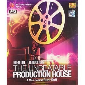 The Unbeatable A Production House-Guru Dutt Prod..