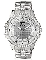 Marc Ecko Analog Silver Dial Unisex Watch - E16596G1