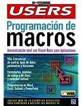 Programacion De Macros (Users Express, 20)