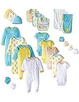 Gerber Unisex-Baby Newborn World's Cutest Baby 26 Piece Gift Set