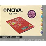 Nova Kitchen Scale weighing scale weight Machin Model KS 1317