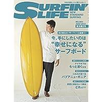 SURFIN' LIFE 2017年7月号 小さい表紙画像
