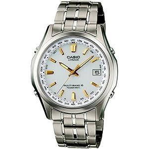 【クリックで詳細表示】[カシオ]CASIO 腕時計 LINEAGE リニエージ TOUGH MVT ソーラー 電波時計 MULTIBAND6 LIW-T100TD-7AJF メンズ: 腕時計通販