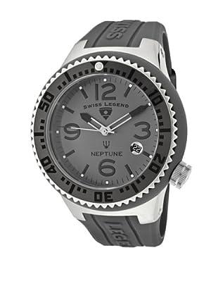 Swiss Legend Reloj Neptune Gris