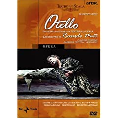 Otello [DVD] [Import]