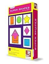 ToyKraft Super Shapes