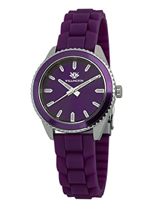 Wellington Damen-Armbanduhr Karamea Analog Silikon WN508-190A