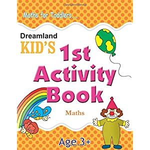 1st Activity Book - Maths (Kid's Activity Books)