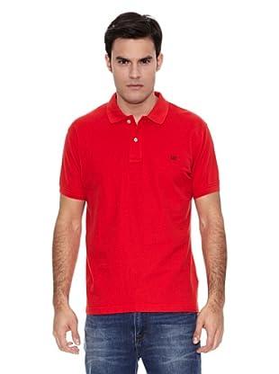 Pedro del Hierro Polo Piqué Pdh (Rojo)