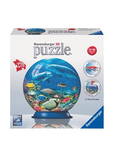 Ravensburger Underwater Dolphins 270-Piece Puzzleball