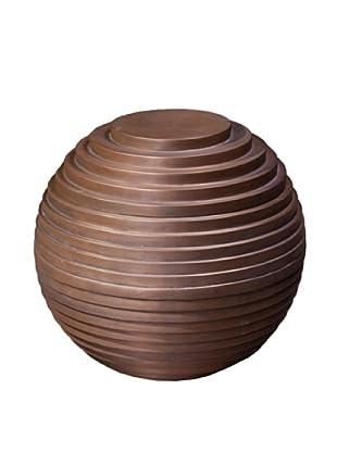 Phillips Collection Sphere Sculpture Bronze