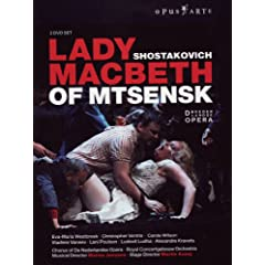 Lady Macbeth of Mtsensk [DVD] [Import]