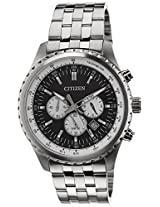 Citizen Analog Black Dial Men's Watch - AN8060-57E
