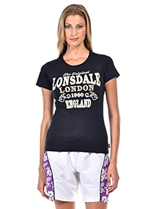 Lonsdale T-Shirt Betsy (Nero)
