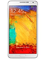 Samsung Galaxy Note 3 SM-N9000 (Classic White)