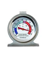 Farberware 5141020 Protek Refrigerator Thermometer, Silver