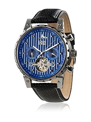 Richtenburg Reloj automático Man R10500 Newport Azul / Negro 44.0 mm