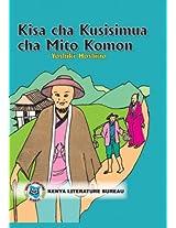 Kisa Cha Kusisimua Cha Mito Komon (Swahili Edition)