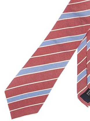 Hackett Corbata Clásica (Rojo)
