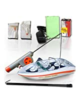 Fishin Buddy w/ Rechargeable Battery