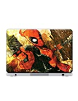 Deadpool Attack - Skin for Sony Vaio T11